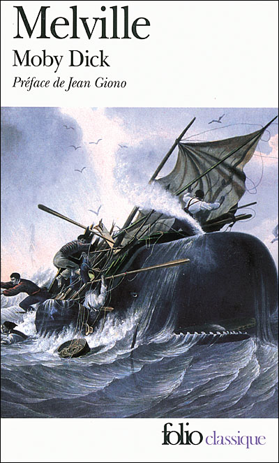 Moby Dick - Herman Melville (1851)